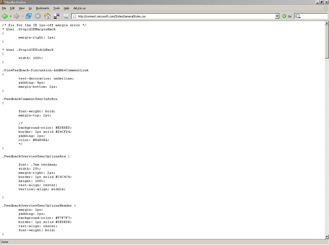 stupid margin hack & stupid width hack