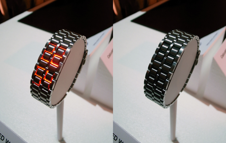 watch led design